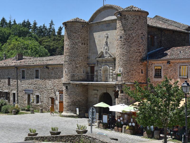 Ancienne chartreuse de Sainte-Croix-en-Jarez