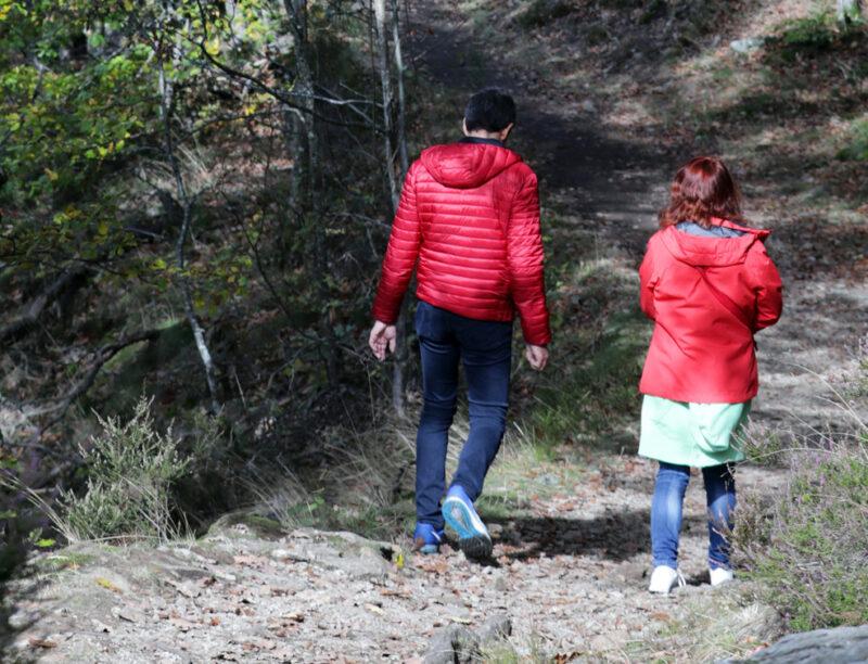 Chemin de randonnée - Fontanès