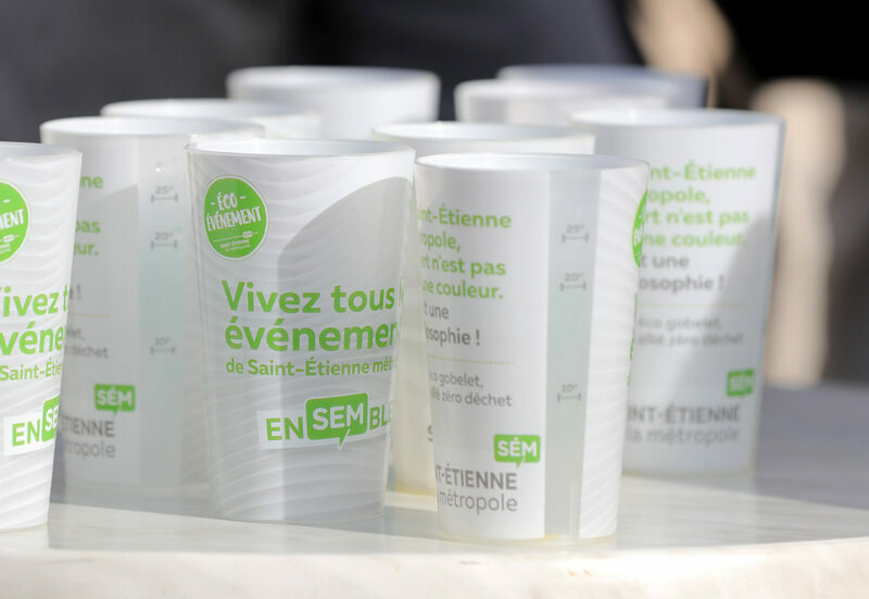 Eco-gobelets