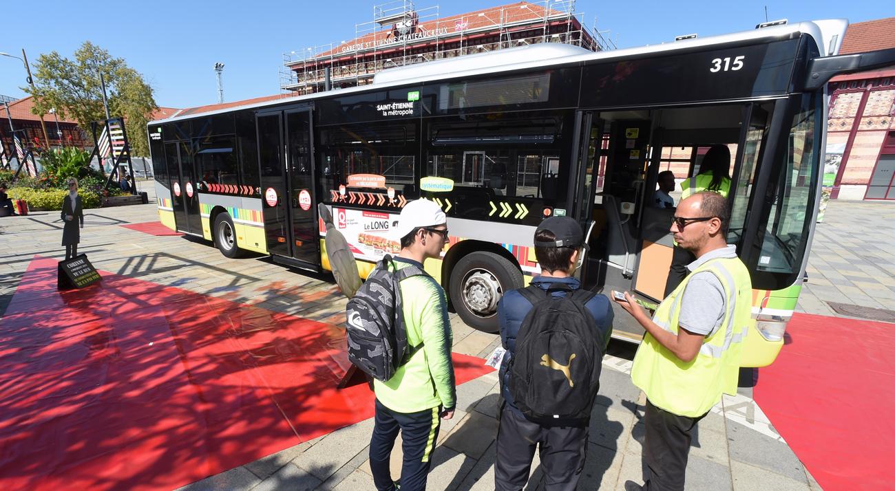 Sensibilisation aux angles morts des bus