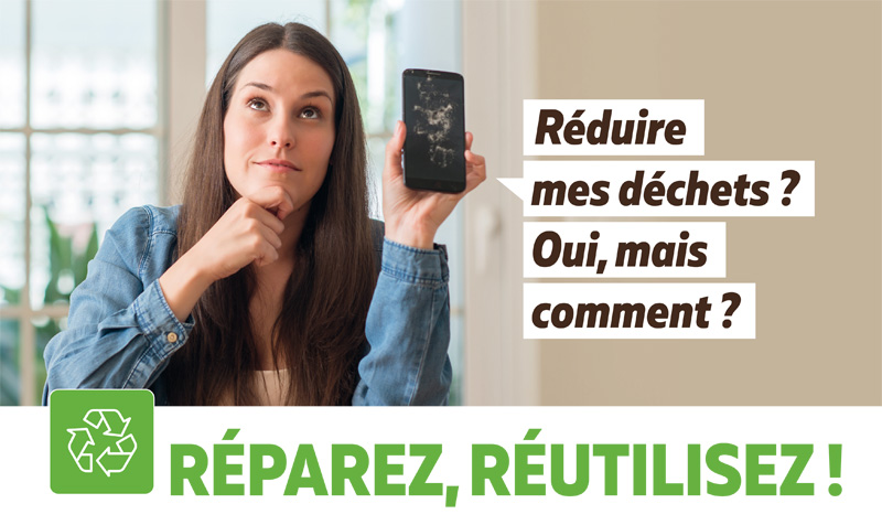 réparer réutiliser