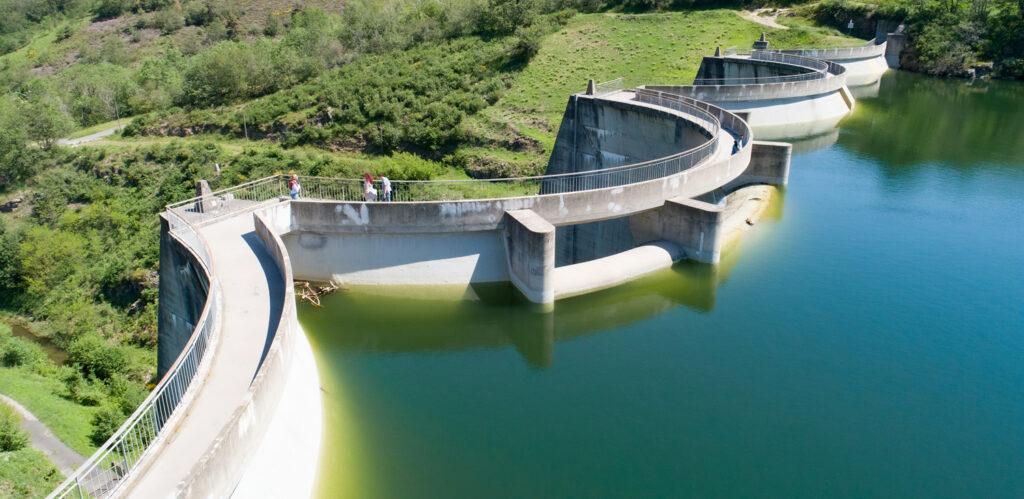 Barrage de Soulages
