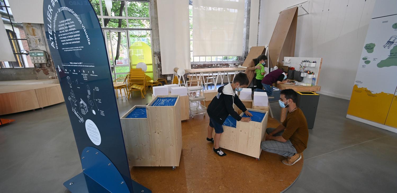 La cabane du design