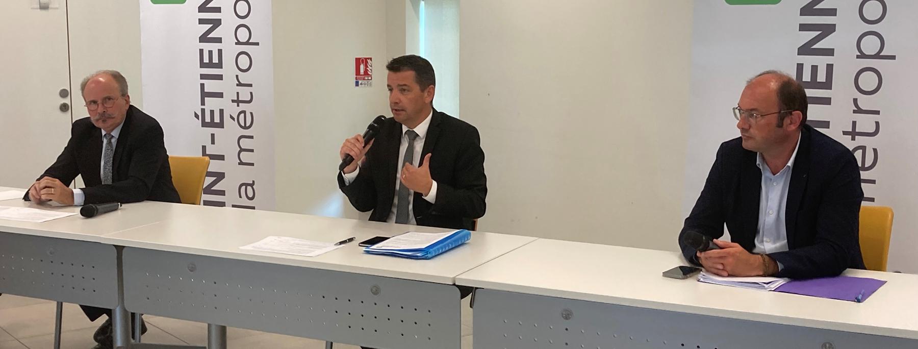 Réunion fdes mairies - Pacte financier et fiscal